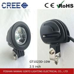 10W Spot LED de sécurité pour chariot élévateur à fourche de feux de travail (GT1023D)