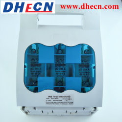 Hr17-250 3p 융합하 스위치 단로기는 표준 IEC60947-3에 적용한다