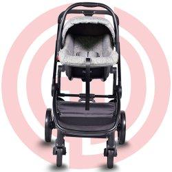 Baby-Auto-Sitz für Säuglings- und Kleinkind-Baby-Spaziergänger-Leichtgewichtler