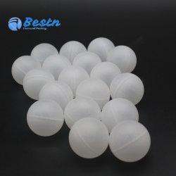 O polipropileno Moldado de sopro Esferas ocas Flutuante / Esferas 50mm de diâmetro