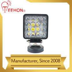 48W 5D 렌즈를 가진 정연한 트럭 LED 자동 작동되는 램프