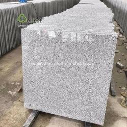 Graue Granit-Fliesen/Platten/Straßenbetoniermaschinen der weißen Perlen-G603/Bordstein/Kanten/Cills Baustein