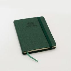 Cubierta de cuero de PU Business Notebook Imprimir