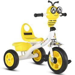 赤ん坊の漫画の軽量の赤ん坊の三輪車の子供の三輪車は販売のためのTrikeをからかう