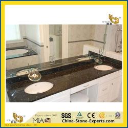 La Chine Butterfly Salle de bains en granit vert Vanity Tops