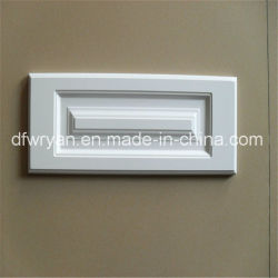 Película de PVC Themofoil MDF puerta del armario