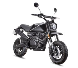 EEC Efi Crossfire кафе 125 cc 200 куб.см улицы в стиле ретро мотоцикл мотоцикл с АБС