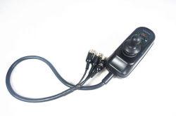 Controlador de joystick para silla de ruedas eléctrica
