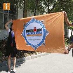 Festival Sport Display Outdoor Polyester vlag Banner