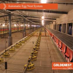 Colección de Nido de Huevos automático para el criador