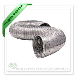HVACのための半堅いアルミニウム適用範囲が広いダクト