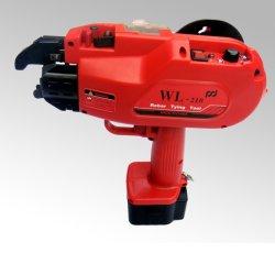 Wl-210 Baugeräteautomatisches elektrisches Rebar-Stahlstab-Reihe-Hilfsmittel