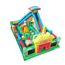 Panda château gonflable de saut jeux pour enfants COB0930