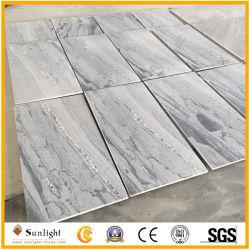 Tegels van het Graniet van de Zijde van de aard de Witte Grijze in Uitstekende kwaliteit