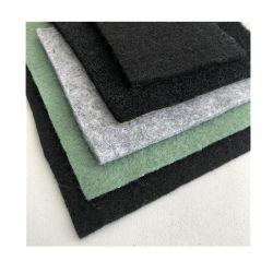 Anti-Slip backing Car Carpet vilt stof met PVC DOT