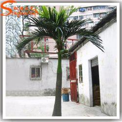 De kunstmatige Areca van de Palm Topiary Boom van de Datum voor OpenluchtDecoratie