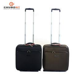 Haute Qualilty valise à roues à main matérielle imperméable à l'eau d'ordinateur portable de Chubont