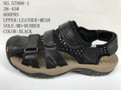 Таким образом Anti-Kick зажаты Toe мужчин сандалии обувь (No. 57998)