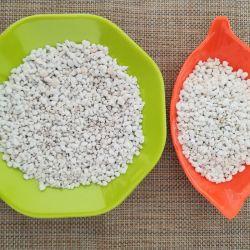 건물과 원예에서 널리 이용되는 3-5mm 백색 확장된 진주암