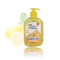 300 500ml pH6弱い酸の液体手の石鹸は皮への害保湿のグリセリンOEM ODMサービス商業高い中間の品質を追加しない