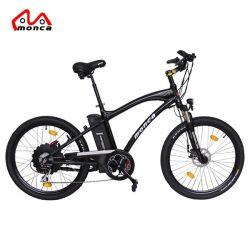 36V 250W Châssis en alliage aluminium vélo électrique avec affichage LCD