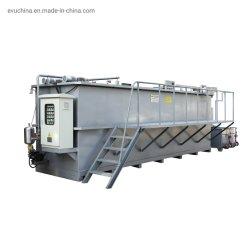 Ss Daf flottation à air dissous Usine de traitement des eaux usées de la machine pour l'huile déposer