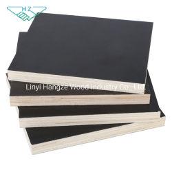 La pellicola ha affrontato il compensato del legno duro dell'impiallacciatura del pioppo bianco del compensato