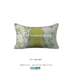 Домашняя кровати классические цветы и птицы из жаккардовой ткани мягкой Almofada подушки сиденья водителя