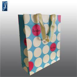 Fachmann kundenspezifische Papiergeschenk-Einkaufstasche für das Verpacken und Förderung