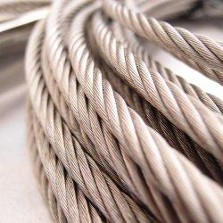 Стальной трос для кабеля управления из нержавеющей проволочного каната