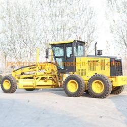 Retrait du sol de l'équipement puissant Cummins Shantui niveleuse 160hp (SG de niveleuse à moteur16-3) avec des prix concurrentiels