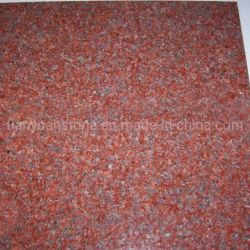 Rubi granit rouge, Imperial Granite rouge pour le revêtement de plancher de paroi externe interne