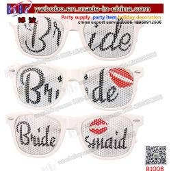 Устраивающих душ солнечные очки невесты очки которых можно организовать девичник Группа дизайна Hen ночь свадебные выступает Группа расходные материалы Новинка Toy (B1008)