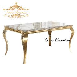 Table de mariage ou de meubles de salle à manger