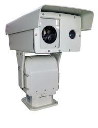Длинный диапазон 1080P CMOS днем и ночью камеры PTZ IP камеры CCTV с лазерным осветителем
