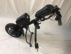 Spätestes Modell für Elektromotor-Zubehöre Handcycle des Rad-Stuhl-350W