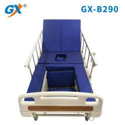 Equipamentos médicos 5 Funções Elevadores eléctricos de leitos hospitalares com forma Commode