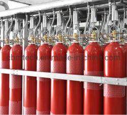 Equipos de extinción de incendios de CO2 Sistema de supresión automática