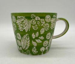 Tasse en céramique de ménage peints à la main pour multi usages