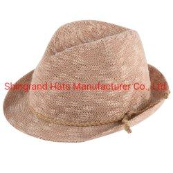 장식적인 리본 모자를 가진 혼합 색깔 100%Cotton