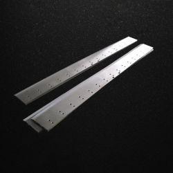 Máquina Cizalla guillotina HSS Cuchilla cuchilla cortadora de papel personalizado