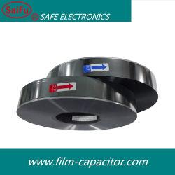 Self Healing 1.6~15um filme de MPP para o capacitor