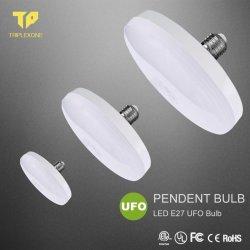 2019 Commerce de gros nouveau Flying Saucer Lamp Accueil Économie d'énergie E27 12W ufo ampoules à LED d'éclairage