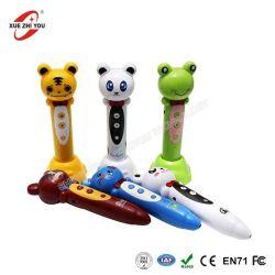 Мышь лягушка несут изучения разговор перо для детей языке и словарь книги музыкального образования детей игрушки ODM для изготовителей оборудования