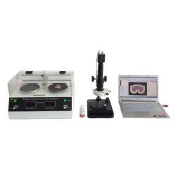 ワイヤケーブル圧着クロスセクションレポートテスター装置ポータブル端末 クロスセクションアナライザ精密ワイヤハーネス検出および分析装置