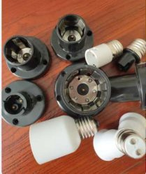 Douille de test E27/E40 Lampe ou de la carte de base