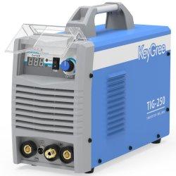 TIG-250A 200A 1P 220V DC IGBT 소형 이동식 아르곤 아크 인버터 용접 장비