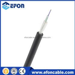 Om1 Om3 im Freien wasserdichtes Kabel-Glasinnengarn-zentraler Gefäß-Faser-optische Kabel-Hersteller