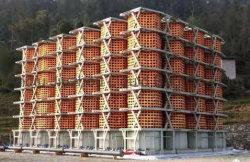 Tanque de Almacenamiento de líquidos especiales para el campo de depósito de líquido de aceite de la fracturación de gran capacidad de almacenamiento de agua plegable de vejiga