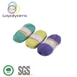 Fios de Angora lã de lenço Suéter Ly-W042